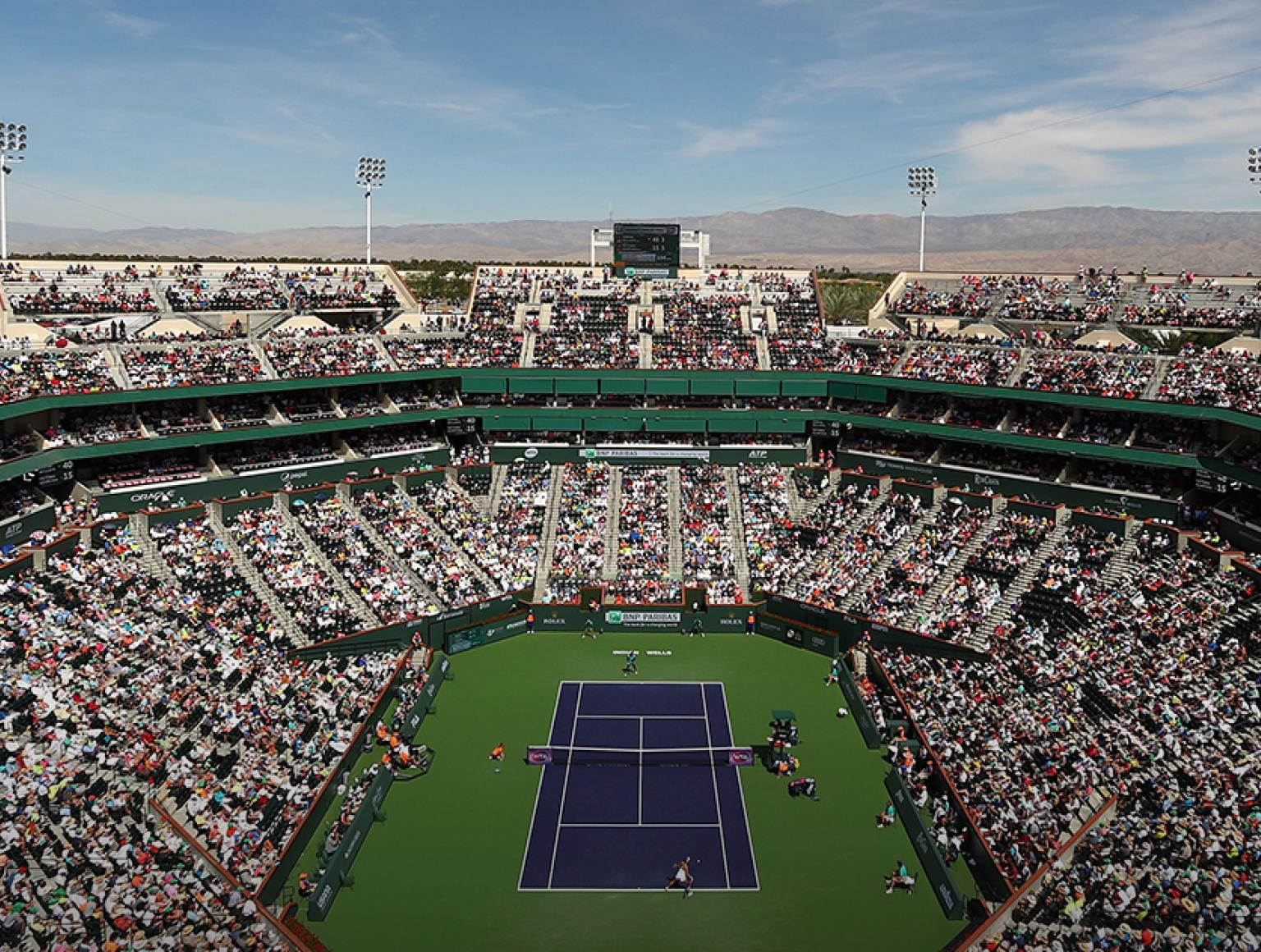 2018 - INDIAN WELLS - USA - 609 | WTA Tennis