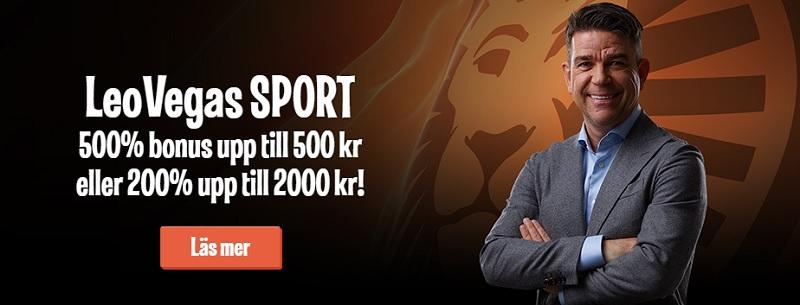 2000kr bonus leovegas